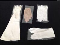 Collection Of 10 Pairs Of Leather Gloves.