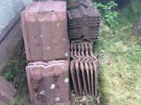 Roof Tiles (Redland Delta) free to collect
