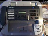 samsung sf-650 fax machine