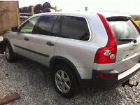 VOLVO XC 90 2.9i TWIN TURBO 2005 FOR PARTS!
