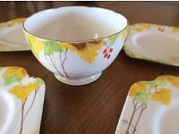 Royal Grafton China Plates & Bowl