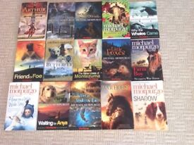 15 Michael Morpurgo Books
