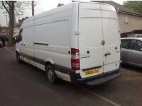 MERCEDES SPRINTER 311 CDI 2009 LWB...£3150