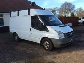 Ford transit SWB with new mot , very good van all round.