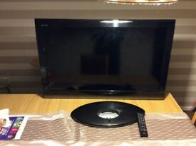 Toshiba 40 inch television