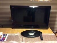 Toshiba 40 inch television