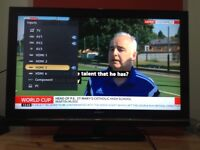 Sony Bravia 40 inch Full HD LCD TV with Freeview, USB, excellent condition