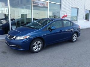 2013 Honda Civic LX HONDA CIVIC LX **MANUELLE**AIR CLIM** BLUETO