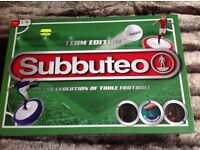 Subbuteo Game Edition plus extra set of players