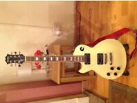 Lefthanded 'INDIE' L.P. Guitar.