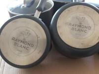 Raymond Blanc pan set x 5