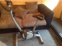 Dynamix treadmill and exercise bike