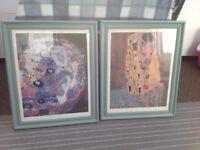 Gustav Klimt framed prints