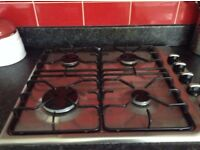 Electrolux Gas Hob - not available until w/c 12 May 17