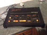 Roland csq 600 vintage sequencer poss Free Del Devon Cornwall