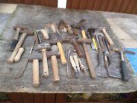 Bricklaying tools