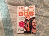 NEW A Street cat called bob paperback