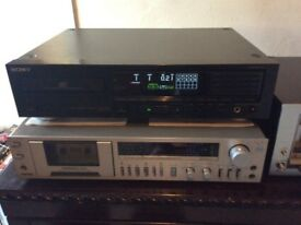 Sony cdp 990 CD player . No offers . No texts .