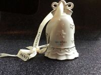 PANDORA Limited Edition porcelain bell