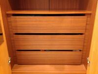 Internal Chest-of-Drawers for MFI Double Wardrobe