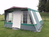 Relum Canaria 6 frame tent
