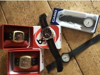 Watches - job lot of 5