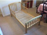 John Lewis Anna Toddler Bed