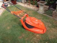 Flymo Hover mower 280 in excellent condition almost brand new.