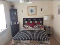 Beautiful double furnished bedroom with onsuite