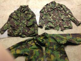 Combat jackets