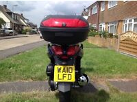 sym citycom 300i 2010 year in very good condition
