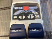 DIGITECH RP 50 Guitar Modelling Pedal