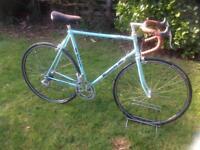 Vintage Bianchi Rekord road bike