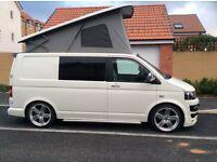 VW T5 4 Berth Camper