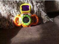 V tech children's my first light up camera