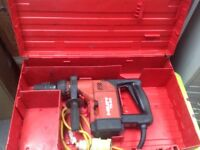 Hilti te25 sds max breaker drill