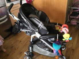 Silver cross pushchair in nice condition