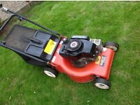 Mountfield mascot lawnmower for spares or repairs.
