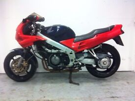 Honda VFR750 for sale, nearly complete project bike - NO WARRANTY