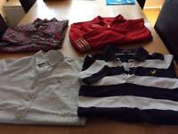 Boys Designer tops bundle aged 10-12