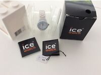 ICE watch small white