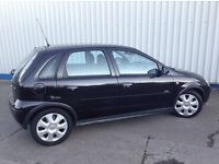 2006 VAUXHALL CORSA DESIGN 1.3 DIESEL, £30 TAX MOT JAN 2018 FULL SERVICE HISTORY INC TIMING CHAIN
