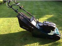 Hayter lawn mower pro 48