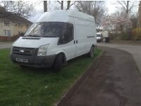 Ford Transit 350, 115ps 2.4 diesel 6 speed rwd. (Private sale - no VAT)