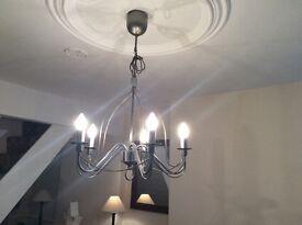 Dinning room light ....