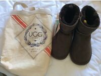 Child's Ugg Boots size 4 bought in Australia