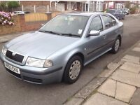 Grab a bargain quick, very reliable Skoda 1.9 tdi Ambiente for sale, first to see will buy