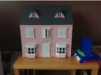 Large girls dolls house