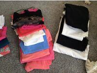 Bundle size 8/10 ladies clothes