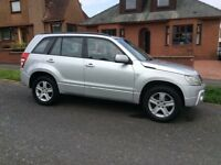 STUNNING 2006 Suzuki Grand Vitara. 4x4.MOT MAY-19. Only 73,000 miles, FSH, 1 keeper. P/X Considered